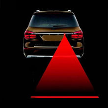 Car  Signal Lamp LED Laser Fog Light Rear Anti-Collision Taillight Brake Light External Warning Light