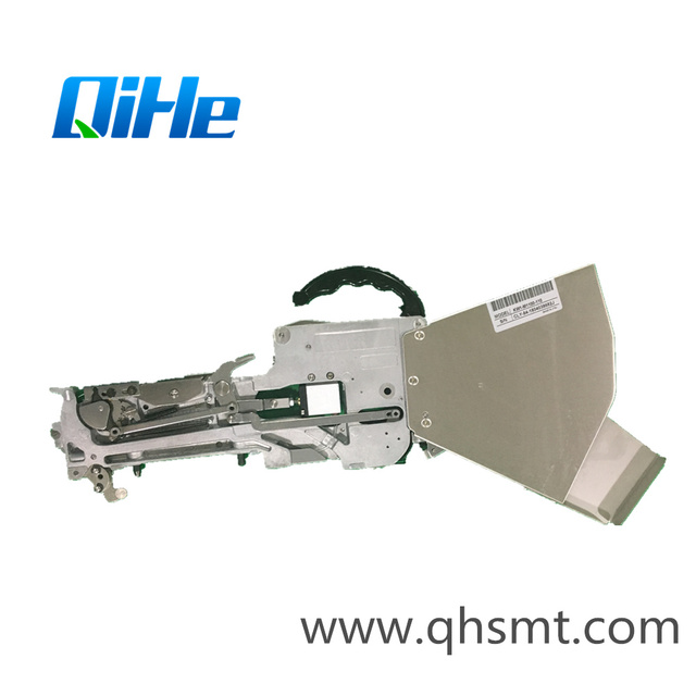Qihe Standard Yamaha Pneumatic CL Feeder (8mm*4mm) for SMT Pick and Place Machine Brand New SMT Spare Parts YAMAHA 8*4mm Feeder