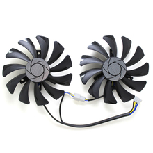 New Original HA9010H12F-Z Graphics Card Cooling Fan For MSI GeForce GTX 1050 Hurricane 1060 6G GDDR