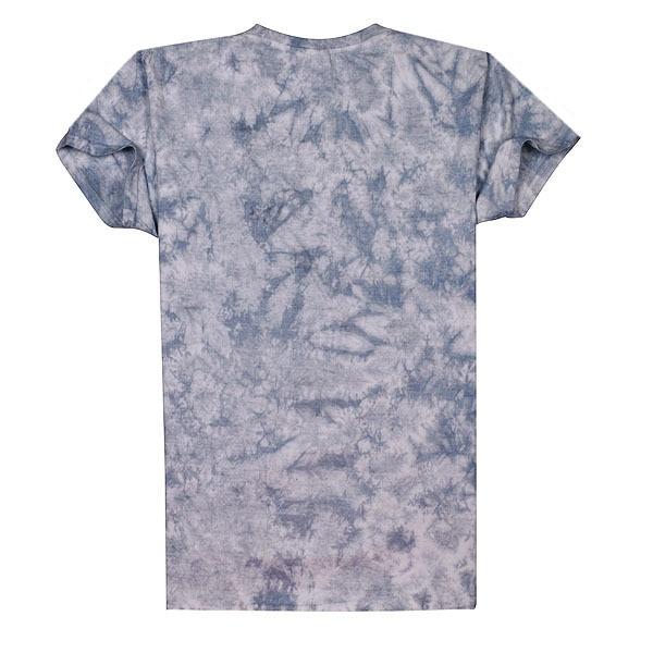 Hot Fashion Men Short Sleeve 3d T Shirt Cotton Animal Rhino Printing T Shirt Men's Summer Tees Tops Free Shipping - 2