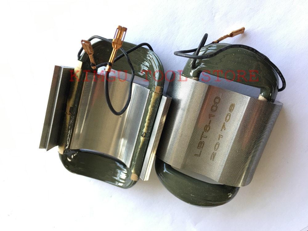 220-240 v Champ Stator pour Bosch 1 604 220 328 GEX150TURBO GWS6-115 GWS6-100 GWS660 EHS6-115 GWS670 GWS6-100E GWS6-125 GWS6-115E