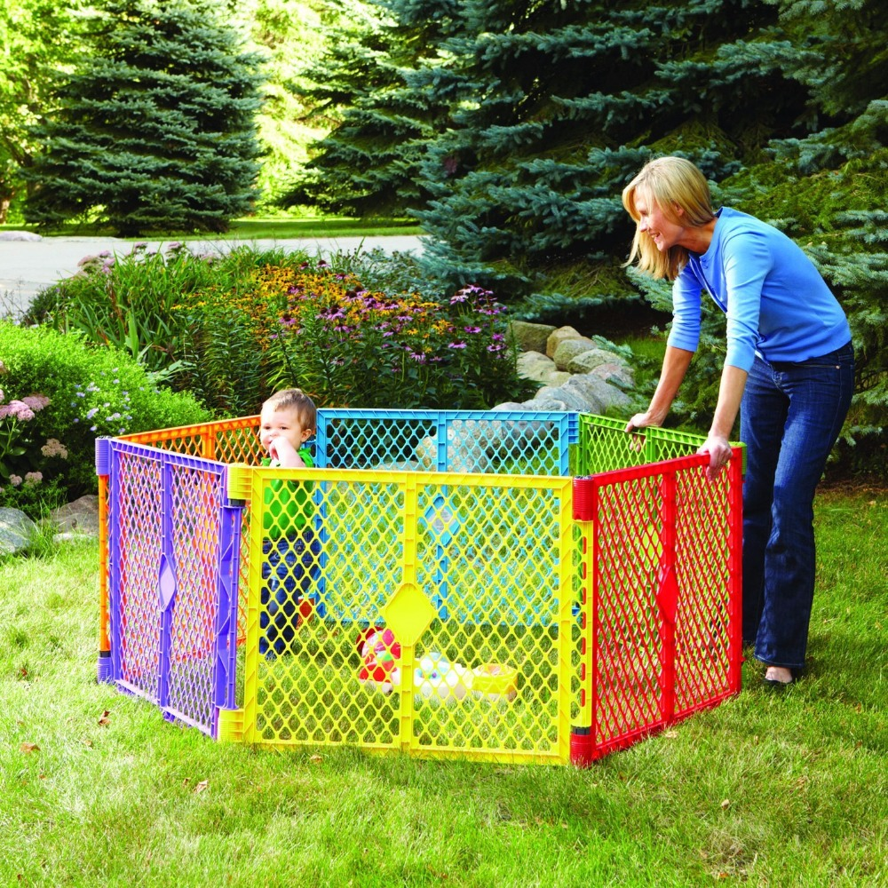 Baby Playpens Activity Amp Gear Plastic Ball Pool Folding