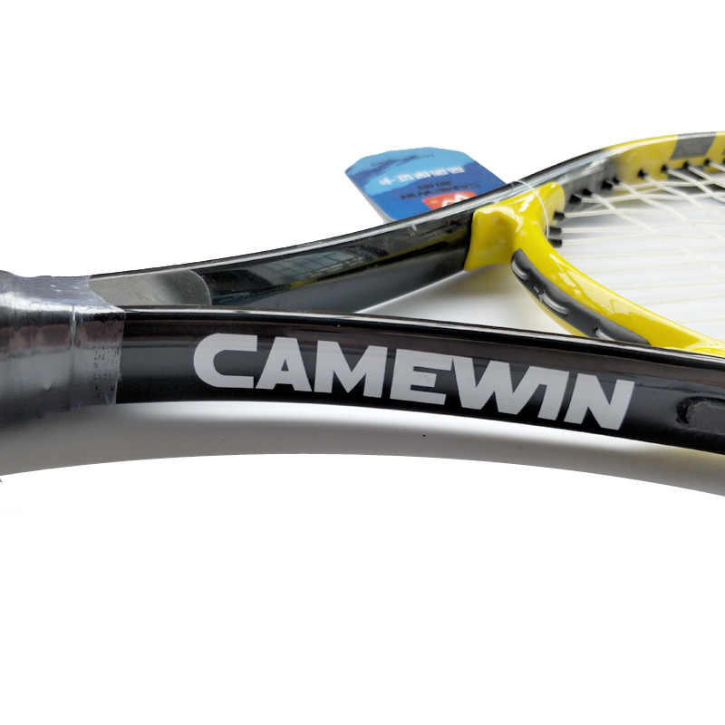 CAMEWIN Tennis Racket tenis masculino | Set Includes Two Tennis Bags+Four Tennis Balls+2 PCS Tennis Racket+Four Rubber Band |