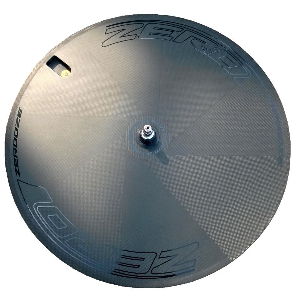 Factory outlet 700C 23 мм ширина углеродное волокно диск колес/дорожный мотоцикл 3 К/12 К переплетения диск колеса clincher/Трубчатые углерода колеса
