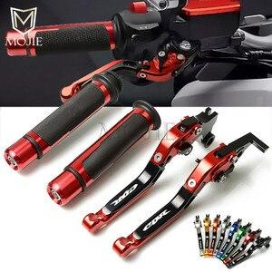 Image 1 - Для Honda CBR600RR 2003 2006 CBR954RR 2002 2003 CBR 600 954 RR CNC регулируемый тормозной рычаг сцепления