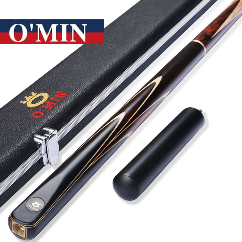 2017 New O Min 3 4 Snooker Cues 9 5mm 10mm 11 5mm Tips 3 4