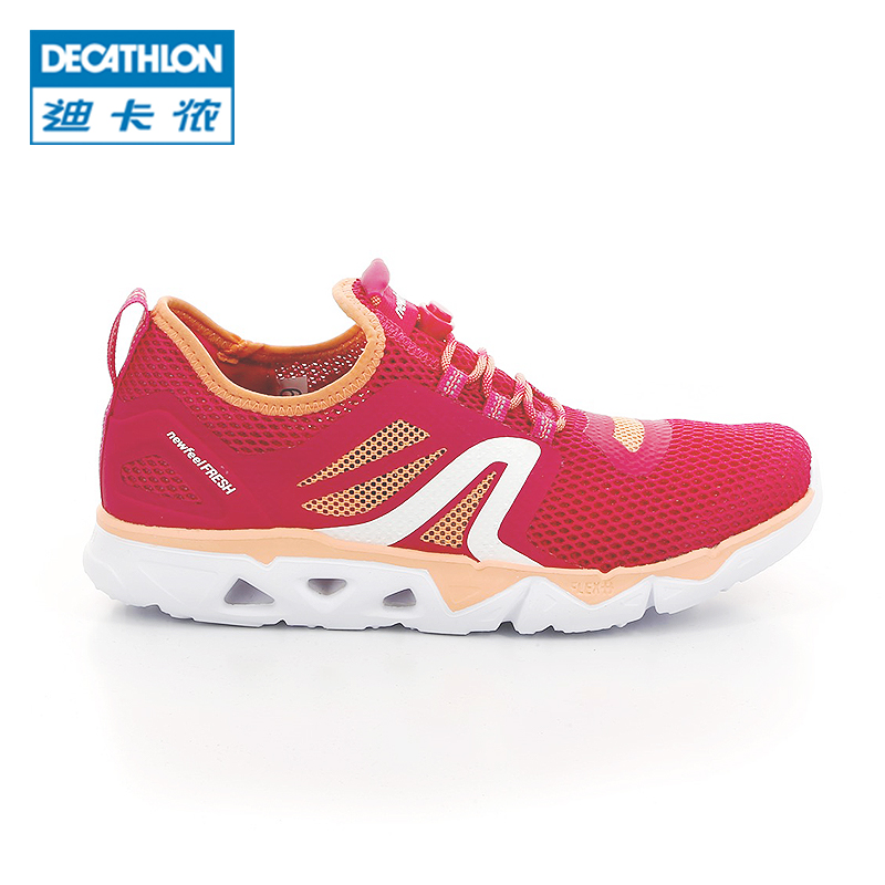 Decathlon KALENJI Running Shoes For Woman Sports Shoes Women Girls Mesh Sport Running Shoes Breathable Mesh Air Running Shoes decathlon kalenji running shoes for