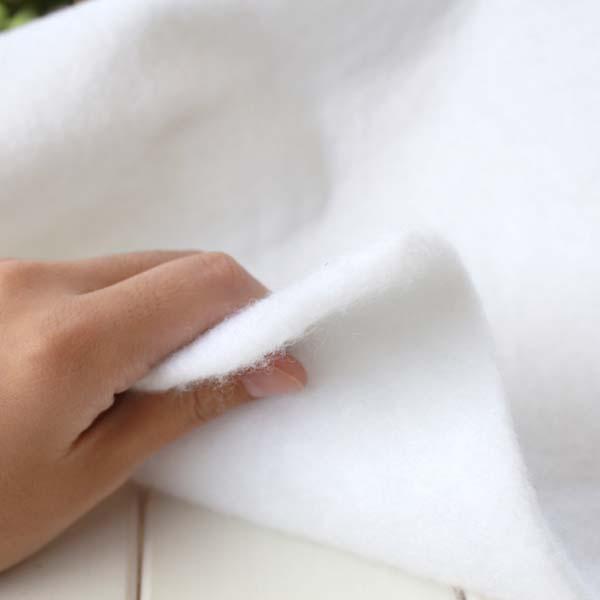 280g algodão natural poliéster wadding estofamento enchimento estofando rebatidas artesanato estofamento projetos entrelaçamento espessura 5 mm