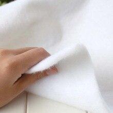 280g dicke 5mm Crimpen Baumwollgewebe Futter Geldbörse Batting Füllungen für Patchwork Handwerk Baumwolle Verbreitung Kostenloser versand