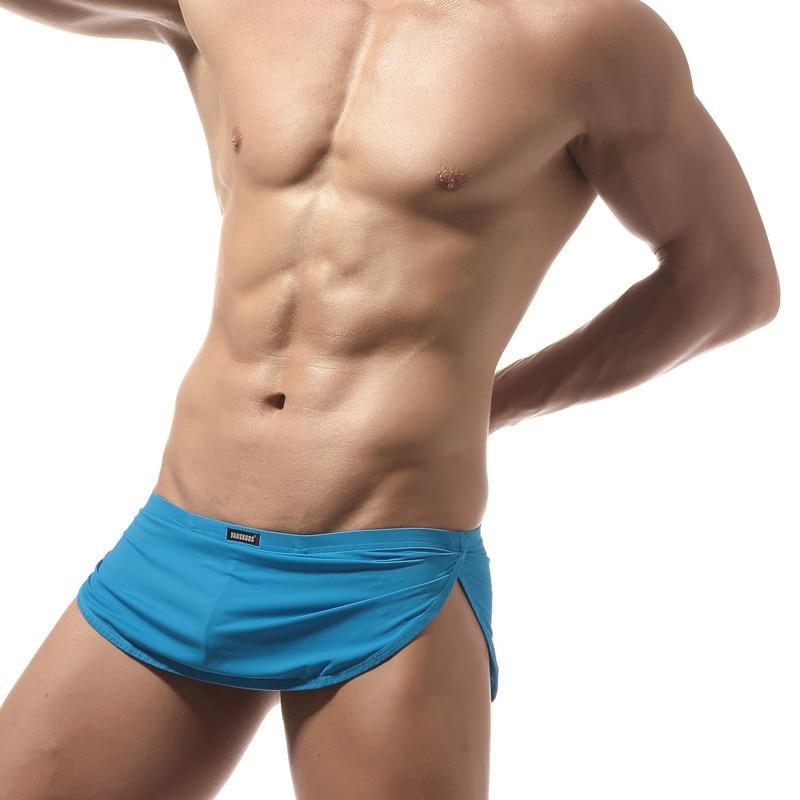 Sexy Men Underwear Mens Sleep Lounge Pajama Bottoms Comfortable Sexy Man Sleep Bottoms Boxer Shorts Male Panties