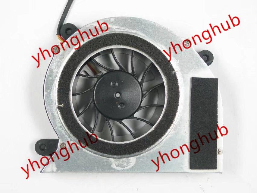 Emacro A-Power BS6005M2B-VGA, 6-31-D90FS-200 DC 5V 0.50A 50mm, Server Laptop Fan