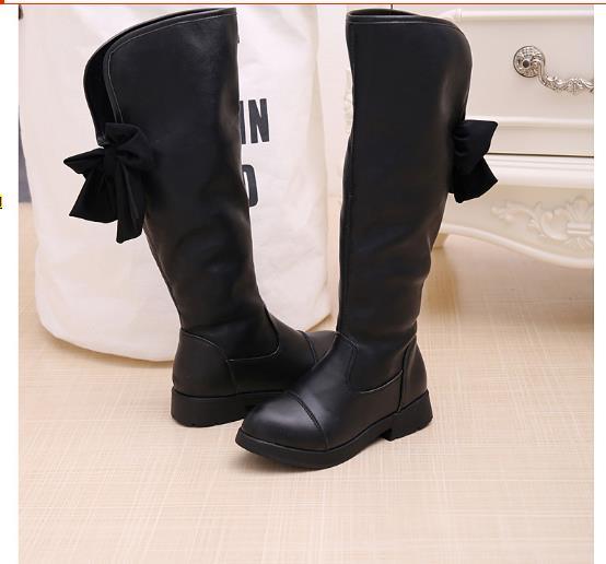 ca0658698c760 WENDYWU 2017 nouvelle arrivée mode enfants bottes, confortable respirant  bébé pieds fille chaussures enfants bottes