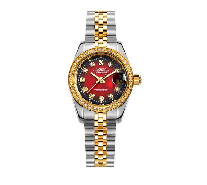 एईएसओपी घड़ी पुरुषों - महिलाओं की घड़ियों