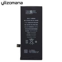 YILIZOMANA Original Mobile Phone Battery For Apple iPhone 8 8G Capacity 1821mAh Genuine  Replacement Li-ion battery + Free Tools
