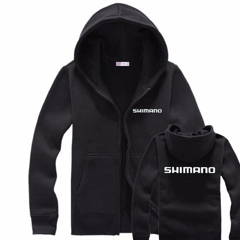2018 hiver nouveaux hommes vêtements de pêche chemise de pêche sweat-Shirt Zipper Sports de plein air coton Sweatershirt Daiwa veste de pêche