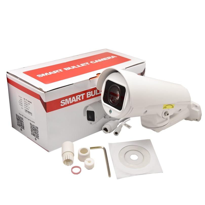 IP PTZ Bullet Kamera 1080 P Full HD Pan 160 Derece 10X Optik Zoom - Güvenlik ve Koruma - Fotoğraf 6
