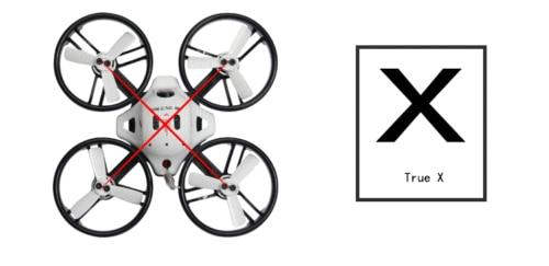 JMT ET100 PNP Quadcopter فرش FPV RC سباق Drone مع Frsky Flysky فوتابا استقبال التبعي DIY 4 محور الطائرات مع حالة-في قطع غيار وملحقات من الألعاب والهوايات على  مجموعة 1