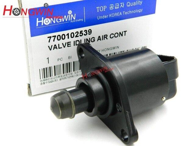 La válvula de Control de aire Idle para Renault Clio Espace Laguna Avantime Megane 7700102539,77001 de 02539 770 010 253918200299241 IAC11