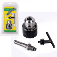 1Set Electric Hammer Drill Chuck Adapter 1 5 13mm 1 2 20UNF Thread With SDS Plus