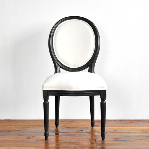 50 Off Promotional Price Clic French Country Style Furniture Birch Wood Round Back Dining Chairs From Reliable