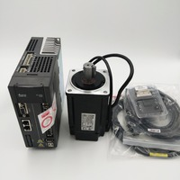 0.75KW AC Servo System 750W Servo Motor + Driver ECMA C10807RS+ASD A2 0721 M Servo kit 220V 2.39NM 5.1A 80mm with 3M Cable
