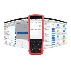 Image 5 - LAUNCH X431 CRP429C OBD2 сканер кодов для двигателя/ABS/SRS/AT + 11 сервис сброса CRP429C автомобильный диагностический инструмент Многоязычный