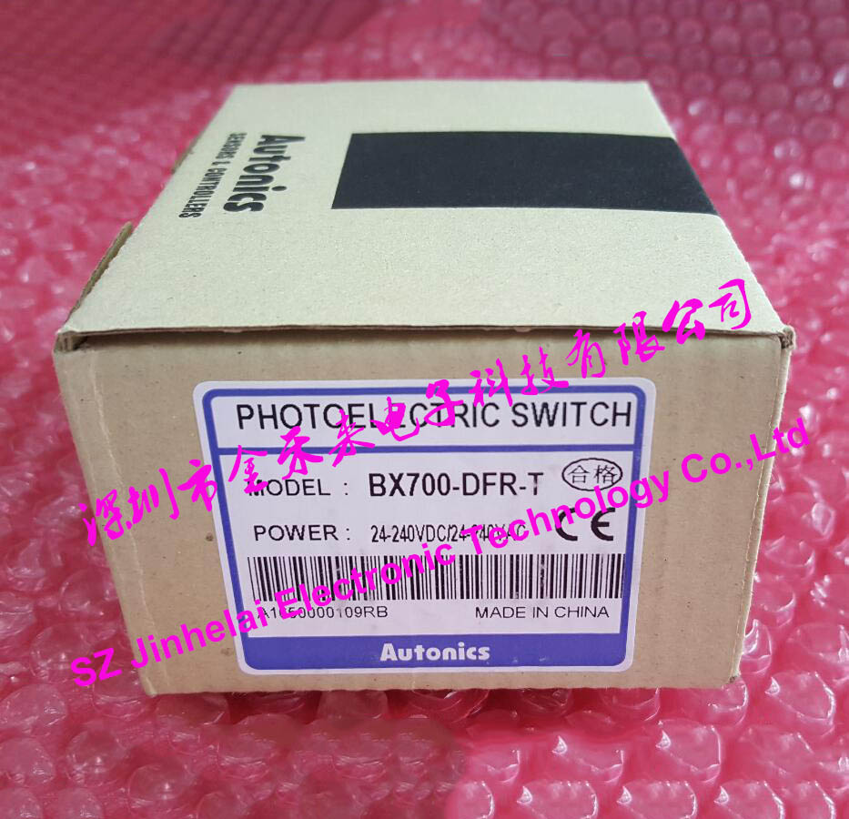 все цены на Authentic original BX700-DFR-T AUTONICS PHOTOELECTRIC SWITCH BX700-DFRT онлайн