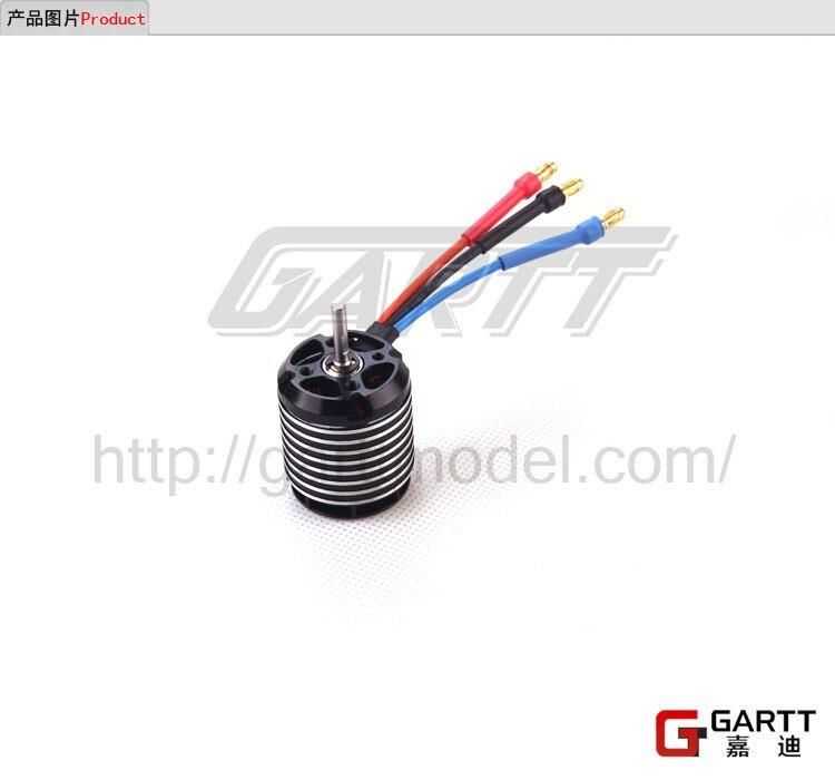 GARTT 1700KV 510w Brushless Motor for RC Trex 450 Helicopter