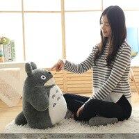 40CM Hayao Miyazaki Anime Plush Totoro Toys Stuffed Peluche Doll Soft Cat Brinqudo Animal Children Gifts