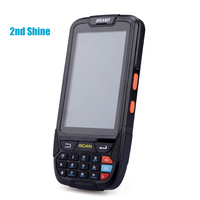 Best Rugged Industrial PDA Terminal 1d 2d Reader Scanner with 4G WiFi SIM Card