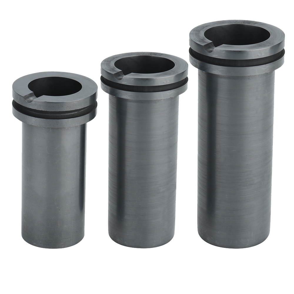High-purity Melting Graphite Crucible Cup Mould Melting High temperature Resistance for Gold Silver Metal Smelting Tools1/2/3KGHigh-purity Melting Graphite Crucible Cup Mould Melting High temperature Resistance for Gold Silver Metal Smelting Tools1/2/3KG