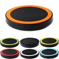 Tragbare drahtlose ladegerät qi wireless power charger für iphone samsung galaxy s3 s4 note2 nexus schnellladung für telefon