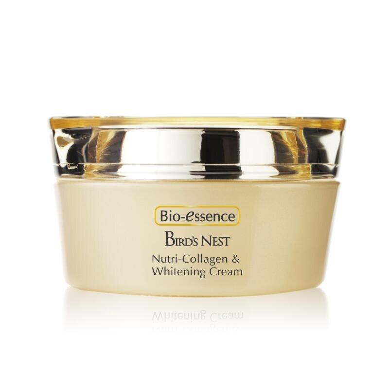 Bio essence Bird's nest nutri collagen whitening cream 50 g deeply moisturize nourish skin anti wrinkle face cream
