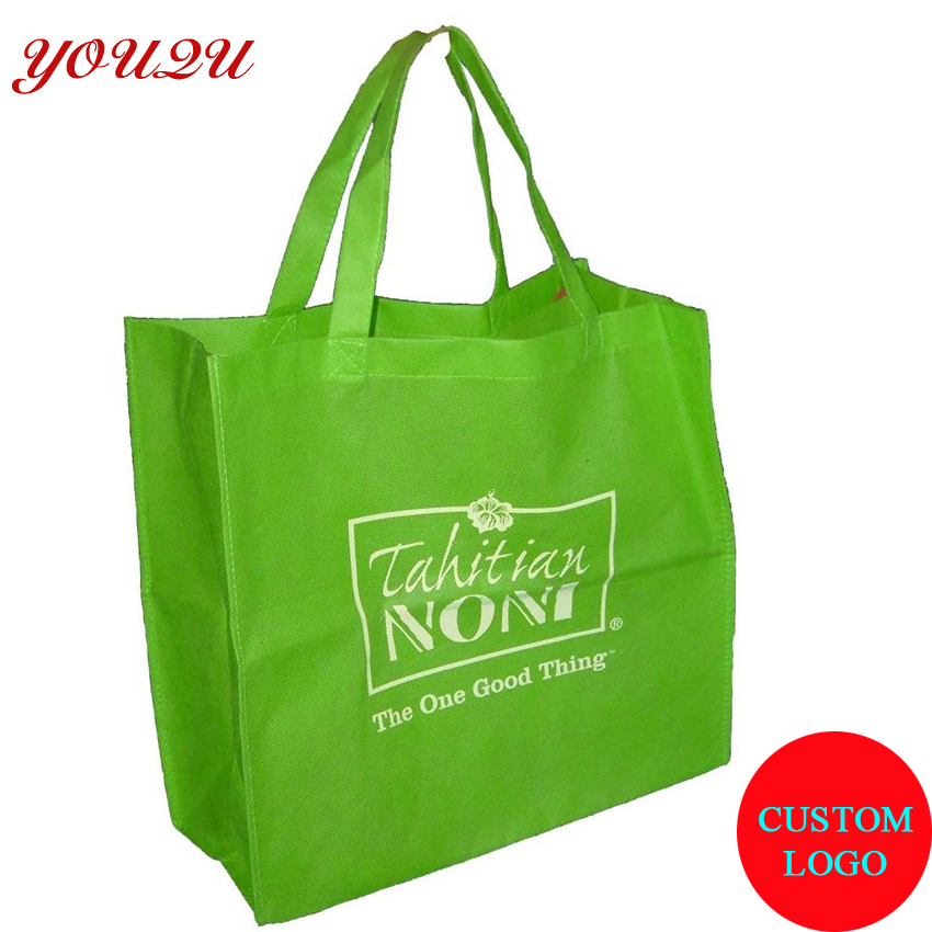 CUSTOMIZE recycle non woven bag, MOQ500PCS WITH OWN SIZE ,OWN LOGO PRINTING ...