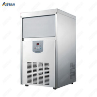 RC48 Electric Automatic Ice cube machine Ice maker Cooler 220V for refrigerator Heavy Duty Large Capacity