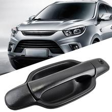 Exterior LH Left Front Door Handle for Chevrolet Colorado GMC  Canyon 2004-2012 for 2004 2008 chevy colorado gmc canyon tail lights black usa domestic free shipping