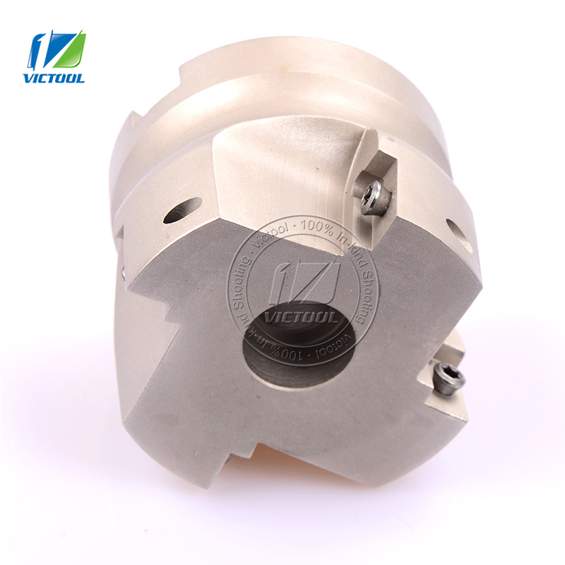 Free Shiping BAP400R-63-22-4T Milling tool with 10pcs carbide milling insert APMT160408 Face Mill Shoulder Cutter BAP 400R 63-2 new bt40 m16 fmb22 45l trs8r 63 22 4t face end mill 10pcs 8r rdmx1604motn carbide insert cnc milling lathe