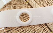 Curtain Accessories polyester 10cm padded woven curtain tape the cloth belt for curtains eyelets rings grommets