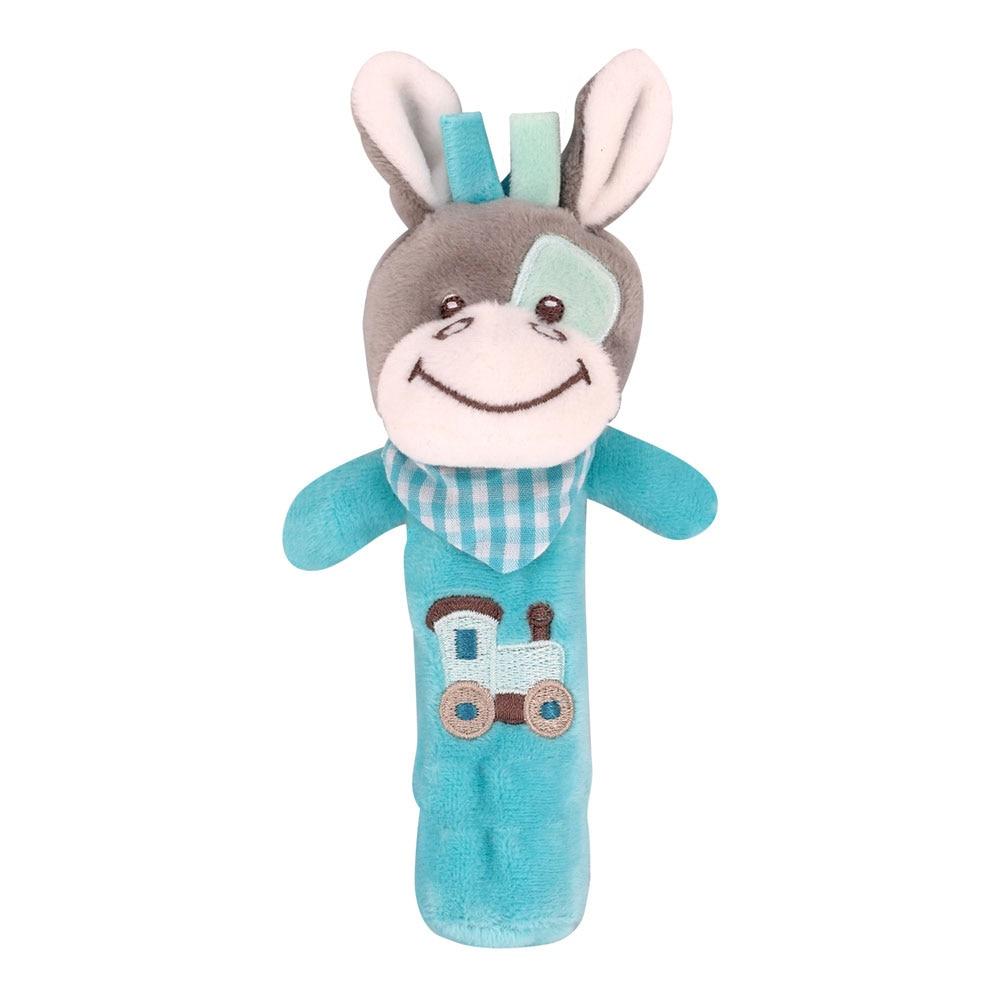 Детские погремушки Fulljion, развивающие игрушки для детей, Прорезыватель для зубов, Колокольчик для малышей, детская коляска, подвесные куклы - Цвет: bebe 3