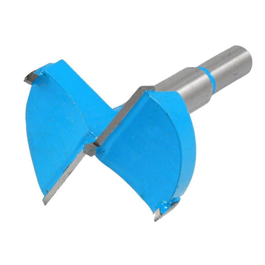 Подробнее о Woodworking 50mm Diameter Cutter Cutting Hinge Boring Drill Bit uxcell 35mm cutting diameter hinge boring drill bit