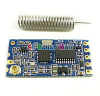 HC 12 SI4463 Wireless Microcontroller Serial Port Module 433 Long Distance 1000M