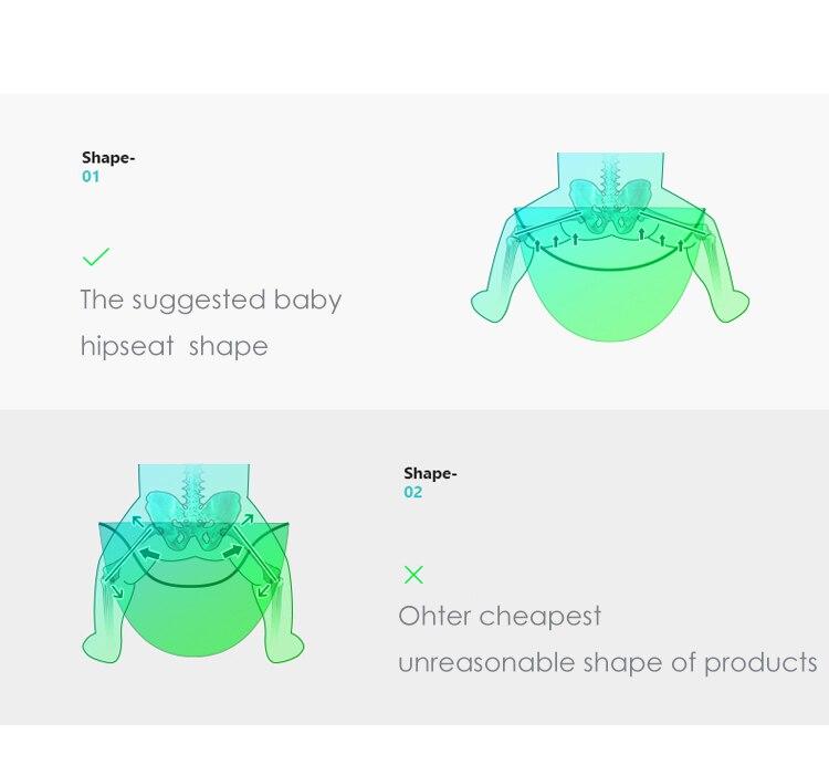 walker hipseat estilingue bebê quadril assento transportadora