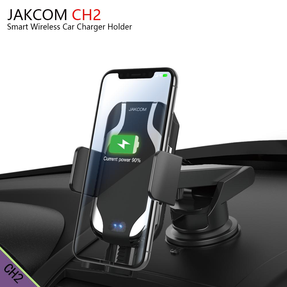 JAKCOM CH2 Smart Wireless Car Charger Holder Hot sale in Chargers as pil sarj aleti lipo data show