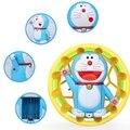 Venta caliente Bebé Niños Juguetes Giratorios Juguete Musical de Flash Juguetes Giratorios Luces Luz Música Creativa de la Historieta Juguetes para niños