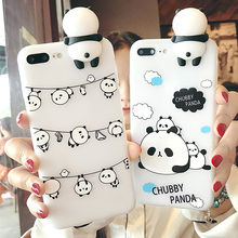 Soft Panda Case for iPhone