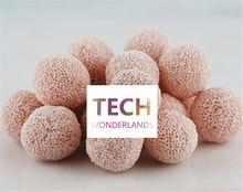 250G/500G Nanometer Keramik Ball Aquarium Filtermedien Aquarium Wasser Reinigung 2 Nitrify Pilz Mit Net tasche