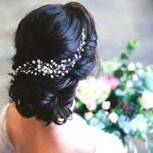 Стильные жемчужные шпильки ручной работы, свадебные головные уборы, гребень для волос, аксессуары, Изысканный свадебный декоративный подарок, ювелирные украшения, элегантные