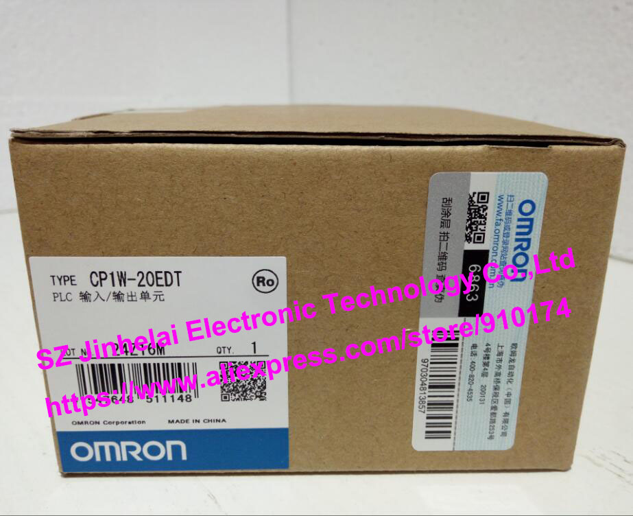New and original  CP1W-20EDT  OMRON PLC INPUT/OUTPUT UNIT 100% new and original cj1w nc433 omron position control unit