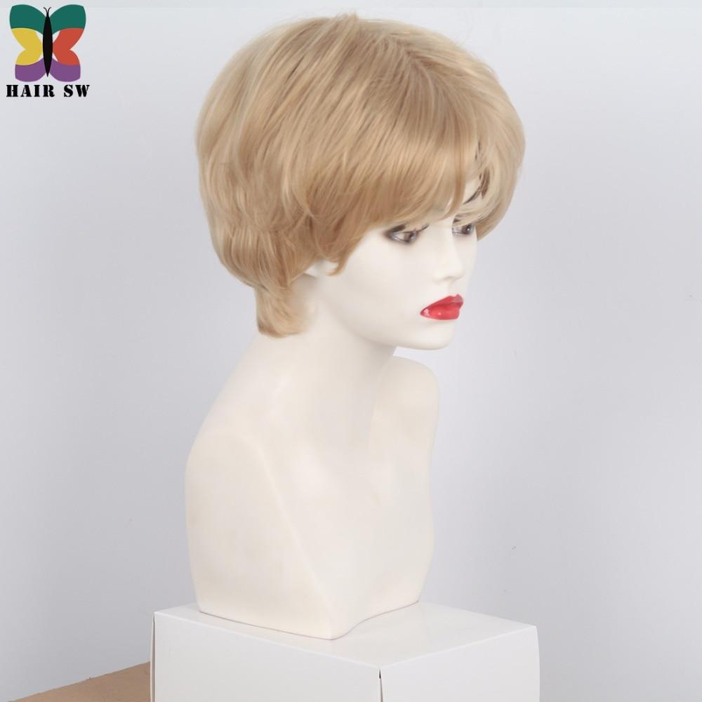 HAIR SW Μικροσκληρυνόμενα πλευρικά - Συνθετικά μαλλιά - Φωτογραφία 2