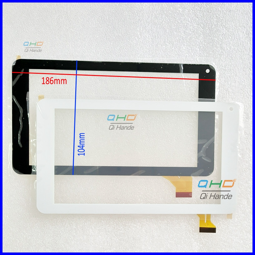 2pcs/lot New For 7 inch teXet TM-7086 X-pad LITE 7.2 Cobalt Tablet Touch Screen Touch Panel Digitizer Sensor Free Shipping чехол на сиденье skyway chevrolet cobalt седан ch2 2